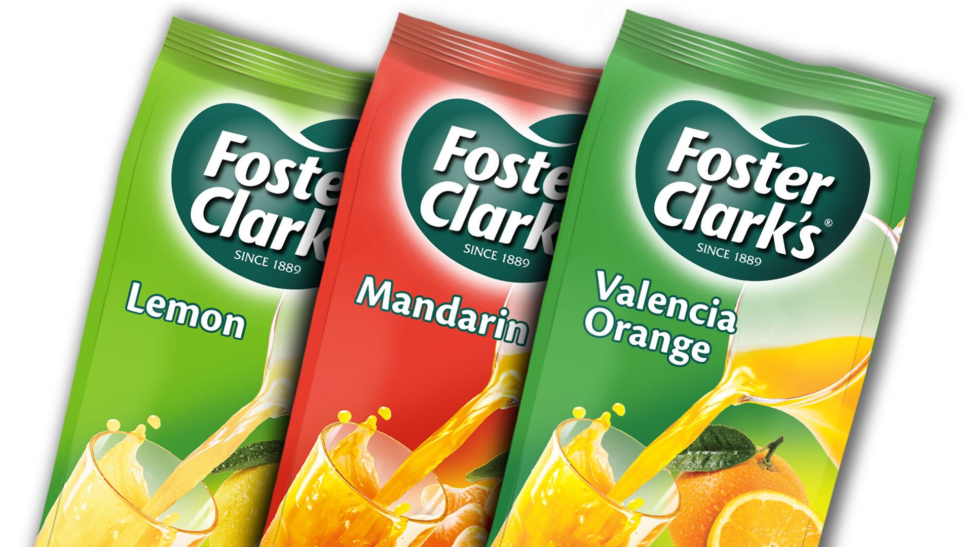 Foster Clark Drinks Design